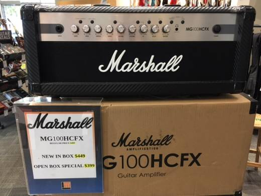 Marshall MG100HCFX Head