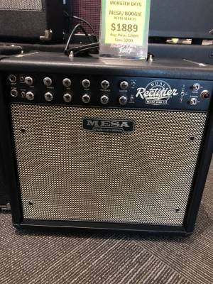 Store Special Product - Mesa Boogie Recto-Verb 25 1 x 12 Guitar Combo Amp