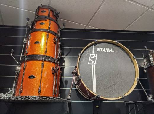 Tama Hyperdrive SS Kit Bright Orange