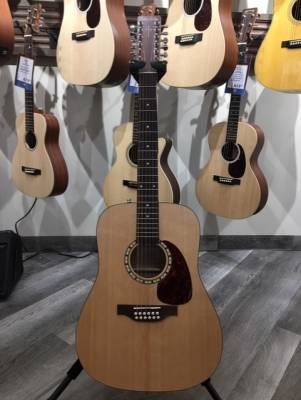 Store Special Product - Simon & Patrick Woodland 12 Spruce Acoustic/Electric Guitar
