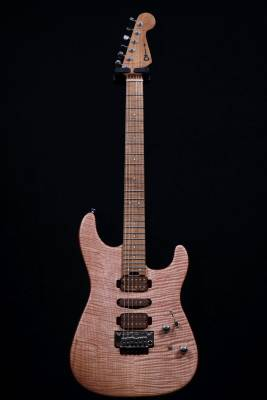 Charvel GUTHRIE GOVAN SIGN HSH FLAME MAPLE WC