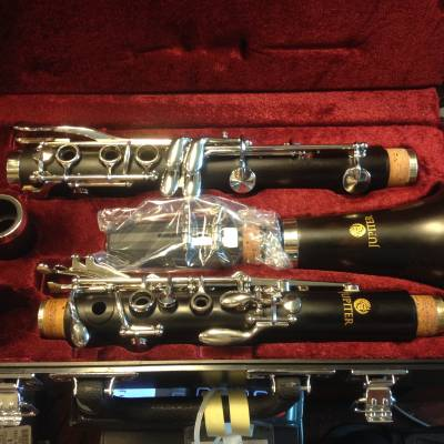 BAND - Jupiter JUP737NTO Wooden Clarinet