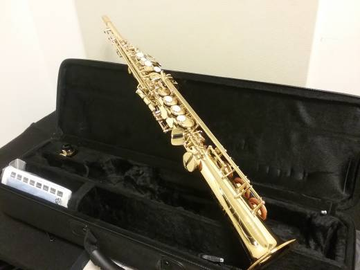 Store Special Product - BAND - Yamaha YSS475II Soprano Sax