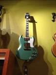 Gibson SG Custom in Inverness Green