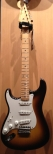 Fender Custom Shop Master Built Left handed 1956 Reissue Strat in 2 Tone Sunburst