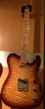 Fender Custom Shop Tele w/Quilt Maple Top