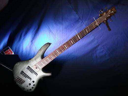 SR5 Electric Bass - Black Stain