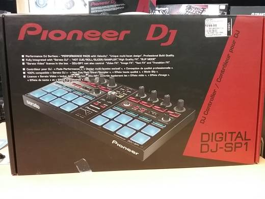 DDJ-SP1 - Sub-Controller For Serato DJ