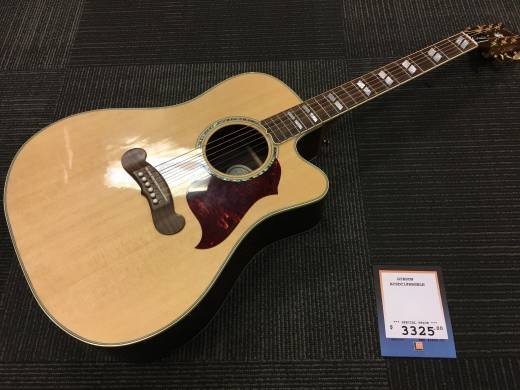 GIBSON 2018 SONGWRITER CUTAWAY-NATURAL