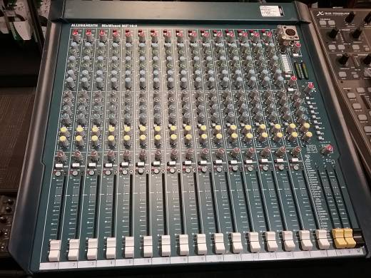 W3 1602 - 16 Channel Mixer
