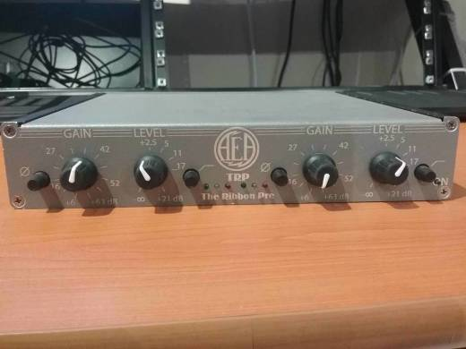 TRP - Mic Preamp for Ribbon Mics