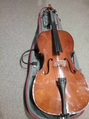 Store Special Product - Stentor Student II 4/4 Cello Outfit