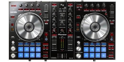 Pioneer 2 Channel DJ Controller for Serato DJ