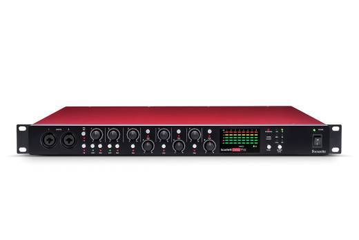 OctoPre 8-Channel Mic Preamp with ADAT Connectivity