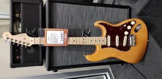 American Professional Limited Edition Stratocaster with Maple Neck - Aged Natural