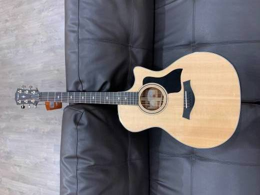 Taylor 314ce Grand Auditorium Acoustic/Electric Guitar w/ V-Class Bracing