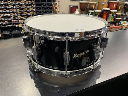 Dynasonic 6.5x14'' Snare in Gloss Black