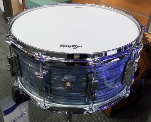 Ludwig Keystone 5 Ply Maple Snare Drum