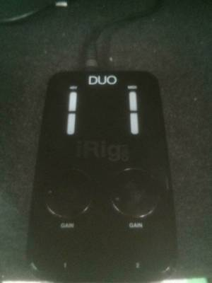 Store Special Product - iRig Pro DUO 2-Channel Audio Interface