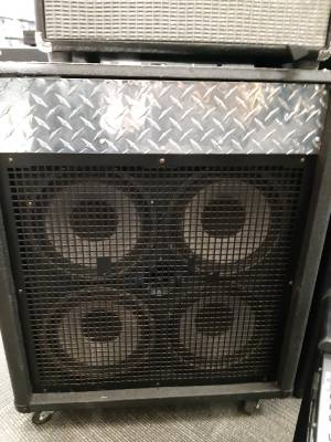 Marshall Bass Cab 4x10