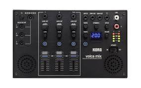Korg Volca Mix Four-Channel Analogue Performance Mixer