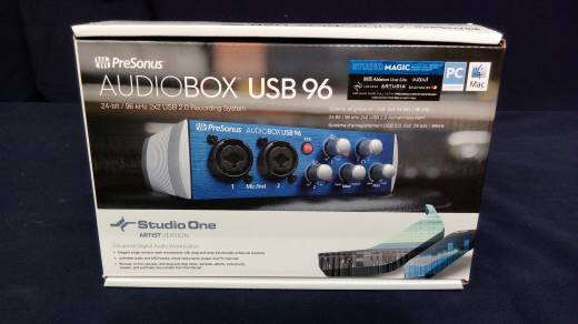 PreSonus - AUDIOBOX96-USB