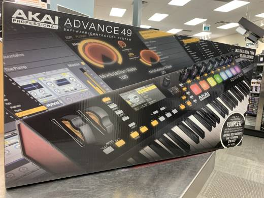Akai 49 Note Keyboard Controller