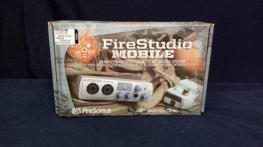 PreSonus - FIRESTUDIO MOB