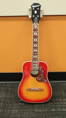 Store Special Product - Hummingbird Uke - Faded Cherry