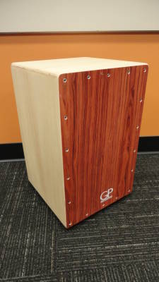 Store Special Product - GP Cajon Beech Wood Satin Finish w/ Bag