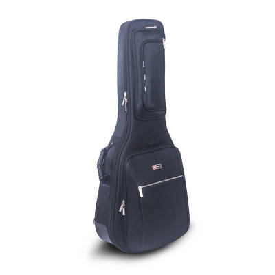 Deluxe Classical Guitar Bag - Black