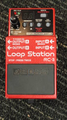 Store Special Product - BossRC-3LS - Loop Station