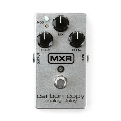 Carbon Copy Analog Delay 10th Anniversary EditionMXR