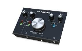 2-In/2-Out 24/192 USB Audio Interface