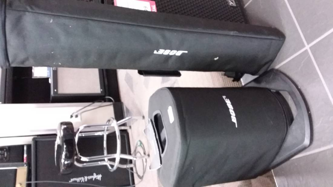 Bose L1 Compact (Portable Line Array)