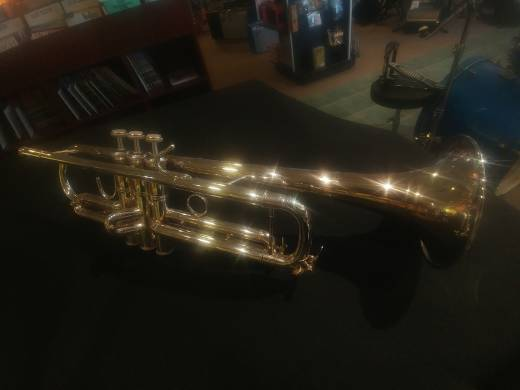 Limited Edition L&M 60th Anniversary Bb Trumpet, Silver Plated