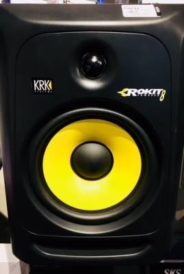 Store Special Product - Rokit Powered Generation 3 Studio Monitor - 8 inch