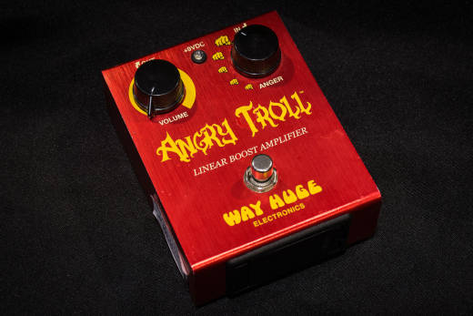 WAY HUGE ANGRY TROLL LINEAR BOOST AMPLIFIER