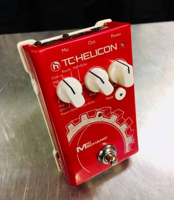 Store Special Product - Vocal Effects and Pitch Correction Pedal