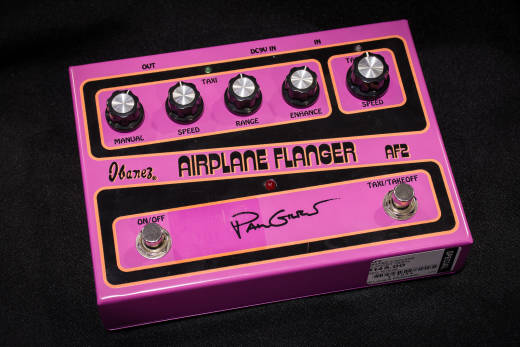 IBANEZ AIRPLANE FLANGER PEDAL