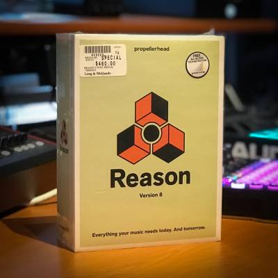 Reason 8 - Professional Edition - Software