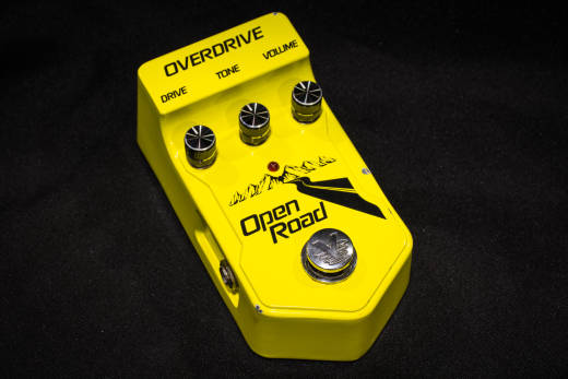 VISUAL SOUND OPEN ROAD OVERDRIVE