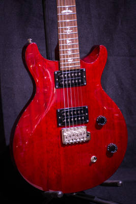 Store Special Product - PRS SE SANTANA STANDARD VINTAGE CHERRY