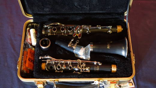 Store Special Product - Selmer CL301 Bb Student Clarinet