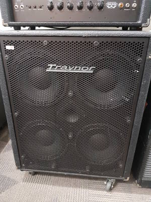 Store Special Product - 400 Watt 4x10 Bass Cabinet - 4 ohm Configuration