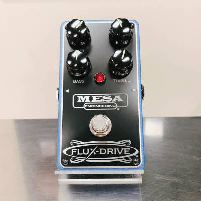 Flux Drive Overdrive Pedal