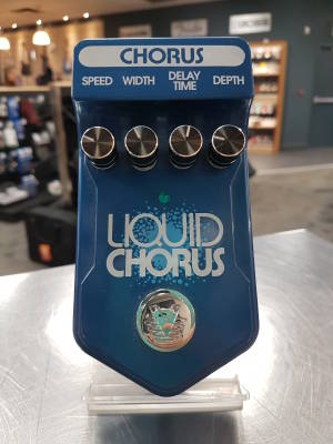 Liquid Chorus And Echo