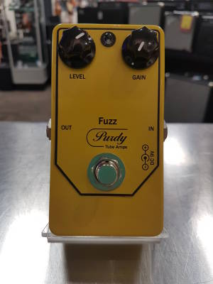 The Fuzz by Purdy Tube Amps