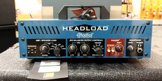 Store Special Product - Radial Headload V8 Guitar Amp Load Box - 8 Ohms