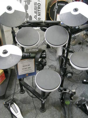 V-Drums Portable with Stand